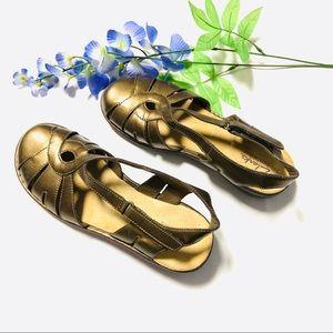 Clark's Bendables Closed Toe Sandals